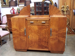 Image of French Art Deco Sideboard