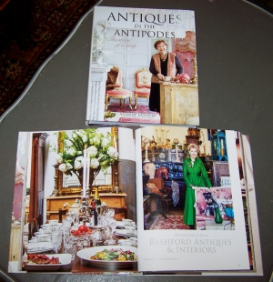 Image of Antiques in the Antipodes