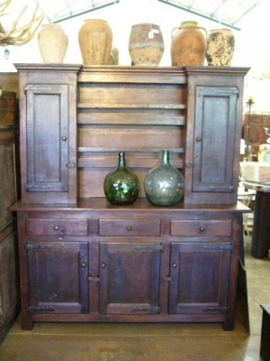 Image of Spanish Oak Dresser