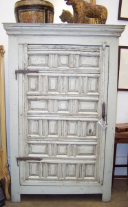 Image of Spanish Cupboard one pannelled door