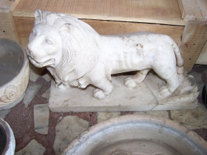Image of Marble Lion
